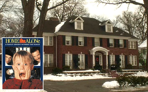The Home Alone House In Winnetka Illinois Then And Now